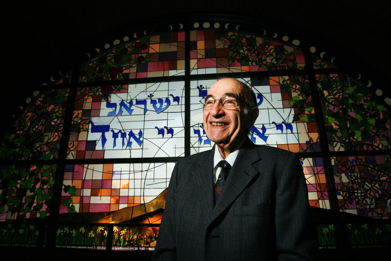 Rabbi Harold M. Schulweis will be honored by the Los