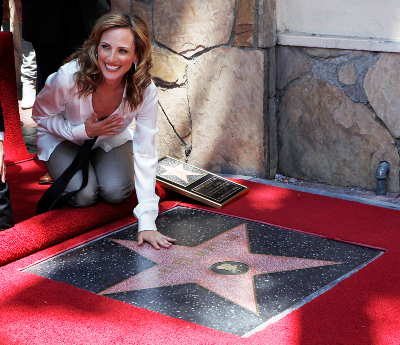 Marlee Matlin hollywood walk of fame