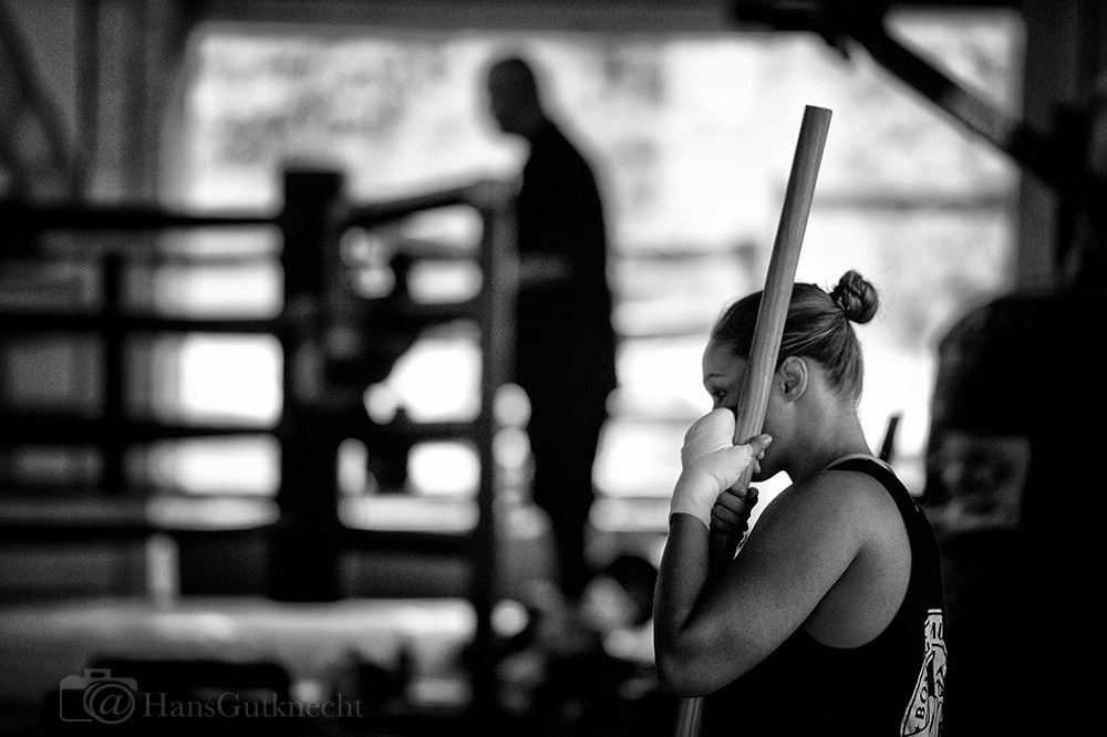 Ronda Rousey Practice On August 21 2015